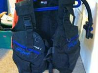 SEAQUEST SPECTRUM 3 ADV size M in good condition. Vest