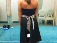 I am selling my bridesmaid dress from my friends