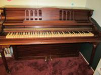 I have an older piano and organ for sale. I really need