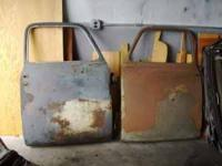 I have an original set of 1948 Chevrolet truck doors