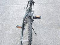 Mountain bike for smaller adult or older child/teen