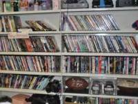 For sale we have 100's of dvds to choose from. Lots of