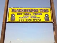 WE HAVE 1000'S OF USED TIRES FOR SALE. SINGLE TIRES,