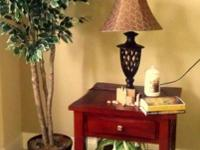 Purchased in July 2011 - Beautiful End Table - Must