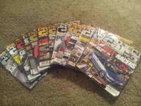 Im selling about 100 plus magazines from super street,