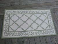 SAFAVIEH. WOOL. LOCATION. RUG.  Approximate Size:. 2'