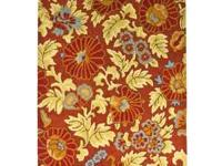 100% Wool Rug, Brandnew Orginally $199.99, selling for