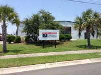 2,000 - 17,000sf of commercial flex space sub dividable