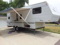 I have a 28ft. camper available for rent on the EAA.