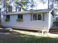 Available to rent:  Cabin on South Sturgeon in Side