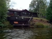 For rent - the ideal fly fishing cabin or simply relax