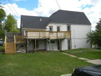 Large 4 bedroom home located on a large lot in Duluth.