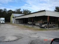 6000 sf shop and shelter space for lease, Great