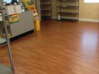 We have 800 Sq. Ft. of retail space available in