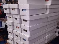 1000 DVD's at just $1 each. Mostly Movies, also some