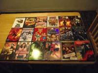 I HAVE MORE THAN 1000 DVD'S ON SALE FROM HORROR MOVIES