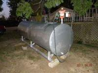 I have a good used 1000 gal diesel fuel tank.and a 110v