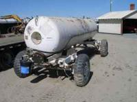 1000 Gallon Diesel Fuel Tank for sale $3500.00 Call