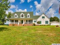 2-story home on 11.13 acres, custom fenced and