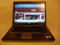 Dell D620 LAPTOP WINDOW 7 WIFI MS OFFICE REFURBISHED