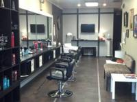 Turn Key Beauty salon - 1000 sq feet - available on