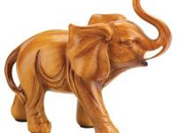 Legend specifies that an elephant figurine inside your