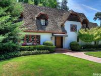Classic Modesto home built in 1938. A spectacular one