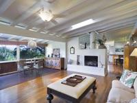 The living is easy in this country house 5 minutes from
