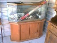 I have a good condition 100 gallon fish tank with a