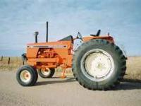 AC 200 VERY CLEAN A REAL SHOW TRACTOR!!!!! GOOD RUNNER