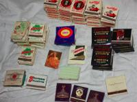 For Sale: Approximately 100 Packs of Matches. They are