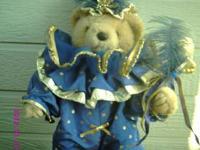 TEDDY BEAR. 100th ANNIVERSARY COLLECTOR BEAR.