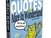 Do You Love Alice in Wonderland? If You Do, Then Heres