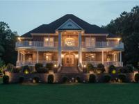 Gorgeous Custom Estate on 4.4 Acres * Beautifully