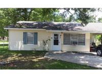 SULPHUR great starter home or investment property. 2/1