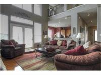 Beautiful corner home with partial greenbelt views in