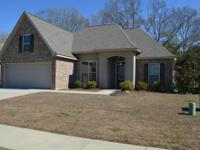 This 2 1/2 year old home is spotless and move in ready.