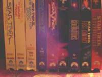 Collection of Star Trek VHS tapes Original Series 38
