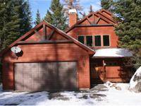 Your McCall cabin in the woods! This cabin provides you