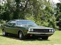1970 Dodge Challenger RT SE, Originally N code car540