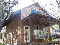 Creekside Camp & Cabins offers three cabins on a