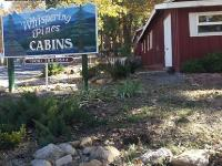 Whispering Pines Cabins - These 9 unit cabins are ideal
