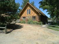 Fantastic lake front property situated on Cottonwood