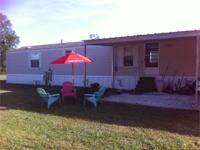 105 MURPHY DR., VINTON New Listing! 16x80 Mobile house
