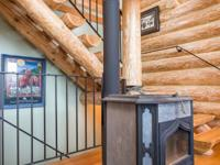 .Spectacular location overlooking Whitefish Lake on 10