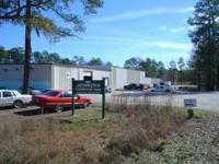 40 x 80 warehouse/industrial unit  - great price!! -