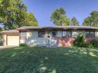Home in great condition. Wonderful hardwood floors.