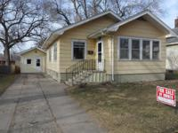 115 Fifth St. Brookings, SD 57006.  This 2 room house