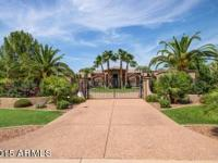 Privately Gated Estate on Coveted 1.5 Acre Lot. The