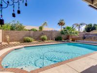 Spacious 3 bedroom, 2 bath single level Mesa home with